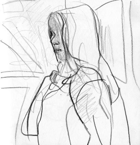 pontportret - van CS naar Buiksloot